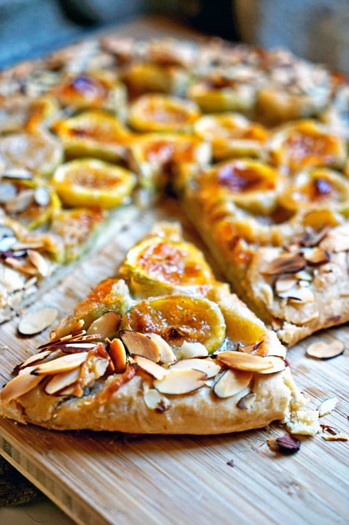 Fig and Almond Galette11