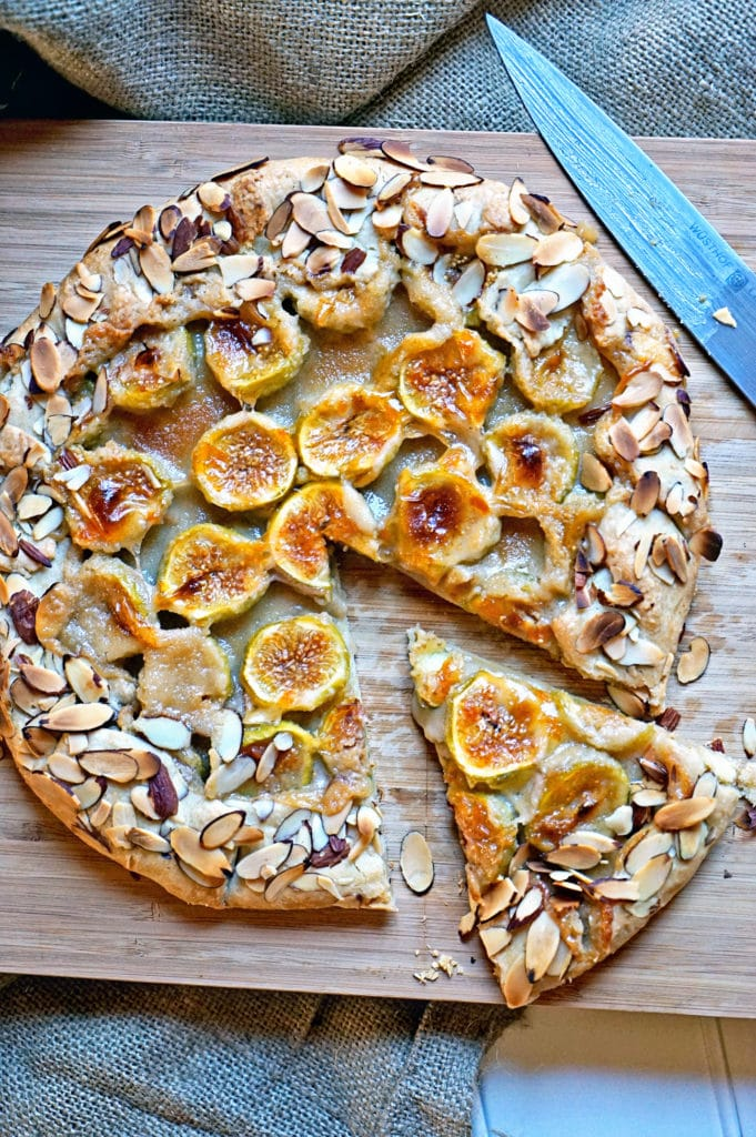Fig and Almond Galette12