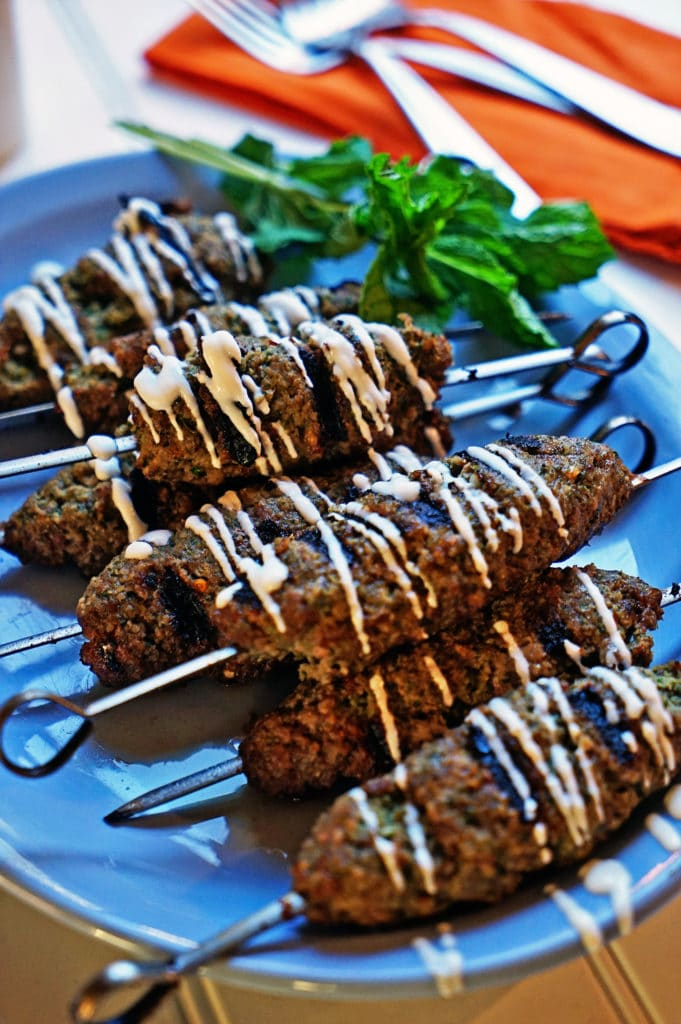 Grilled Beef and Lamb Kefta1