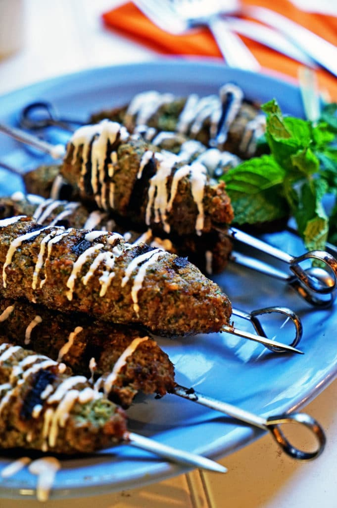 Grilled Beef and Lamb Kefta7