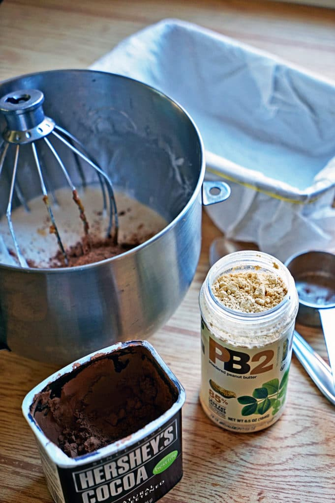 No Churn Chocolate Peanut Butter Ice Cream6