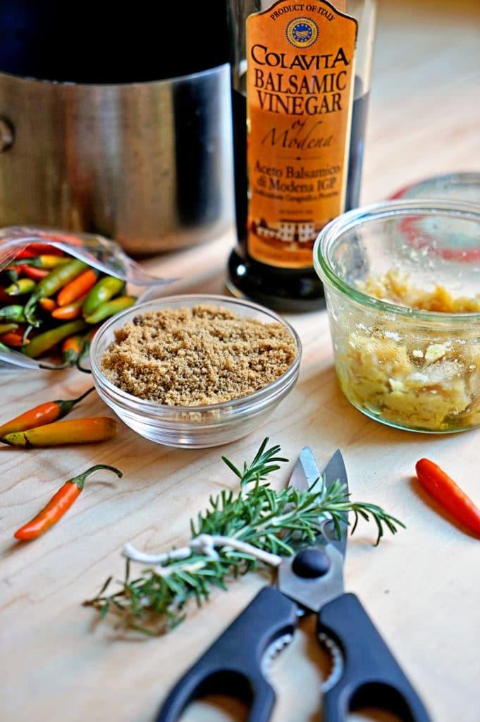 Roasted Garlic Balsamic Glazed Lamb Loin Chops3
