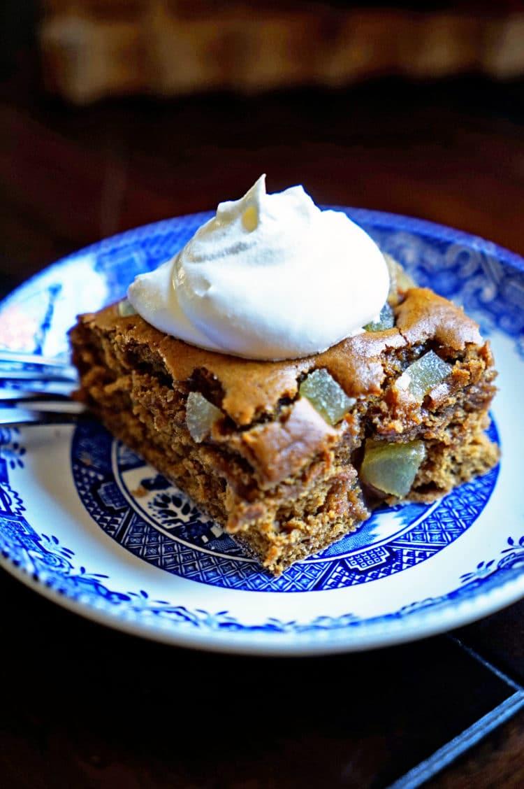Super Moist Gingerbread Cake9