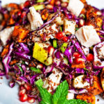 Autumn Harvest Kaniwa Salad