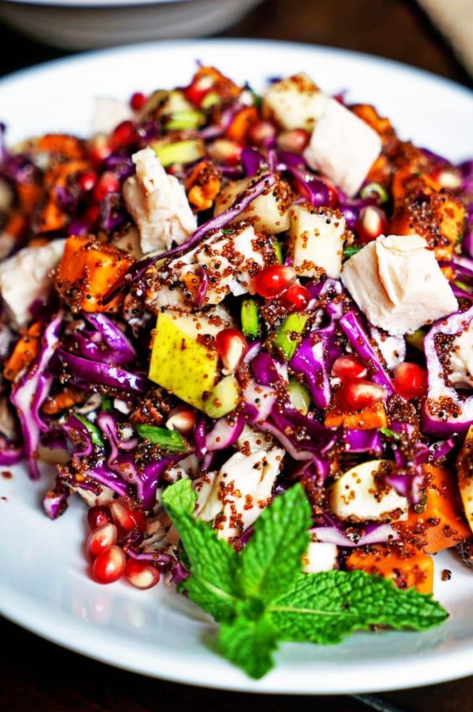 Autumn Harvest Kaniwa Salad 1