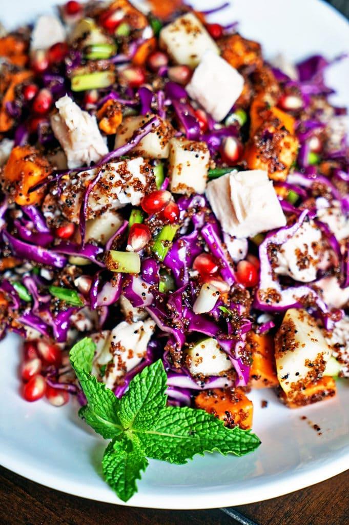 Autumn Harvest Kaniwa Salad 11