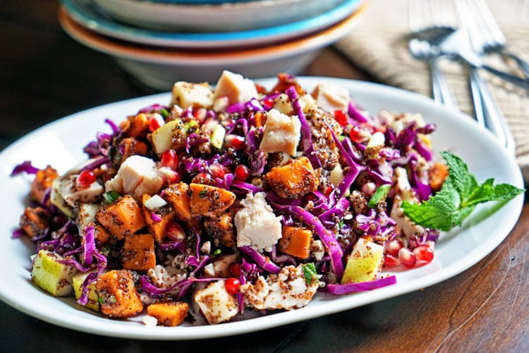Autumn Harvest Kaniwa Salad 2