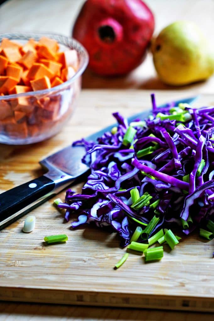 Autumn Harvest Kaniwa Salad 3