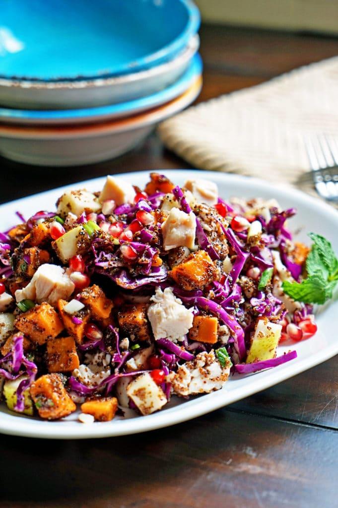 Autumn Harvest Kaniwa Salad 8
