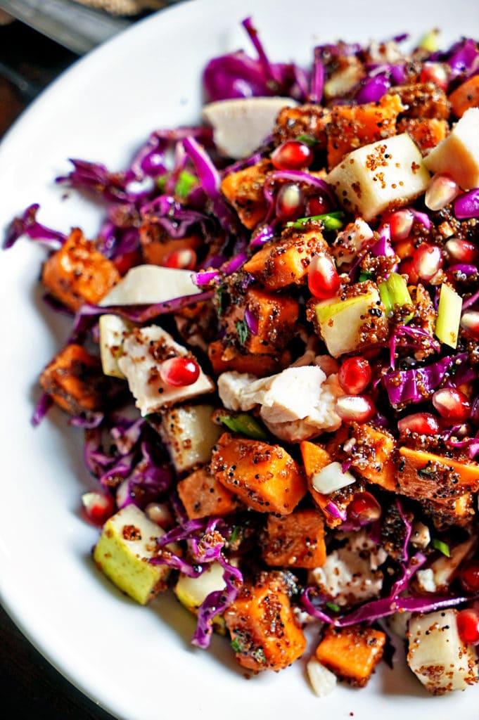 Autumn Harvest Kaniwa Salad 9