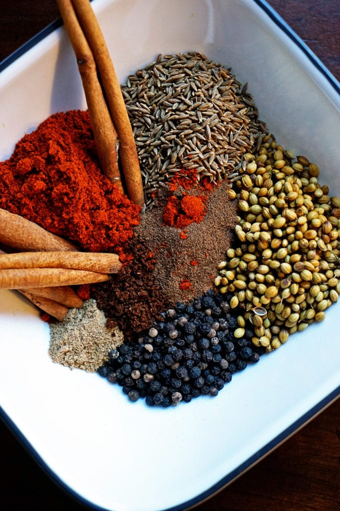 Baharat Arabic Spice Mix2
