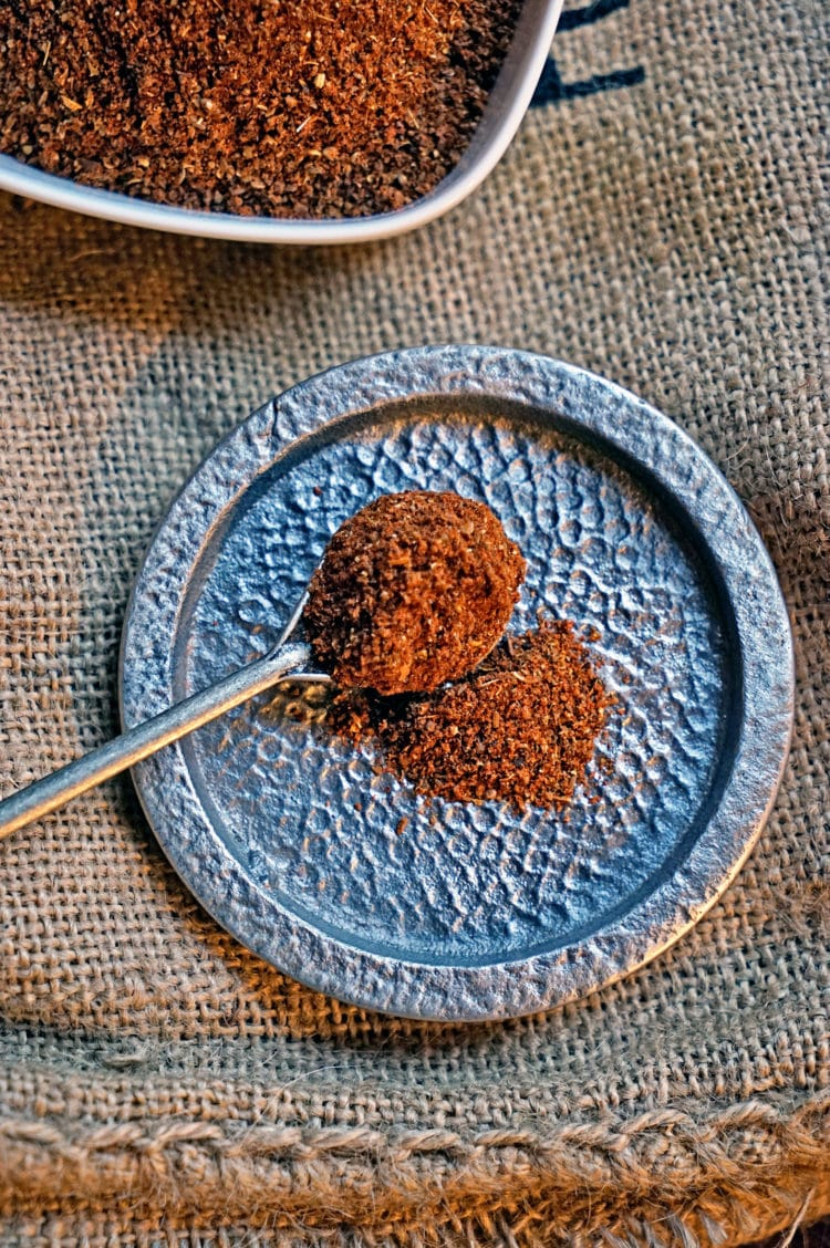 Baharat Arabic Spice Blend - Kevin Is Cooking