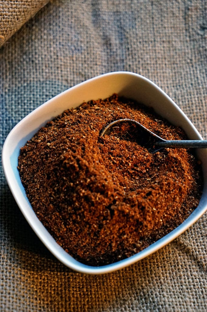 Baharat Arabic Spice Mix5