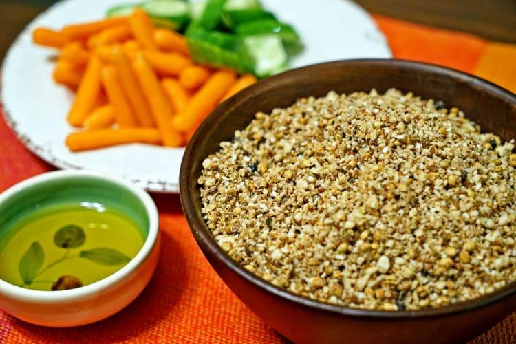 Dukkah Egyptian Spice Mix2