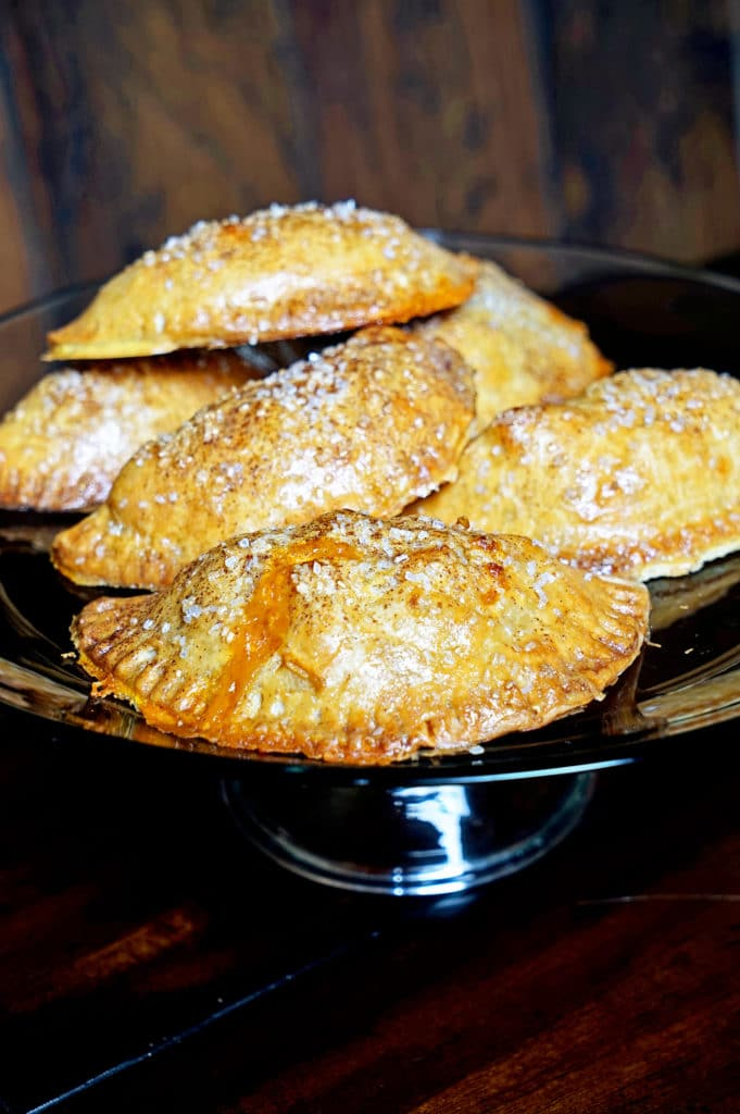 Pumpkin Spice Cinnamon Apple Empanadas10