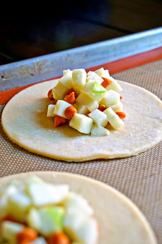 Pumpkin Spice Cinnamon Apple Empanadas8
