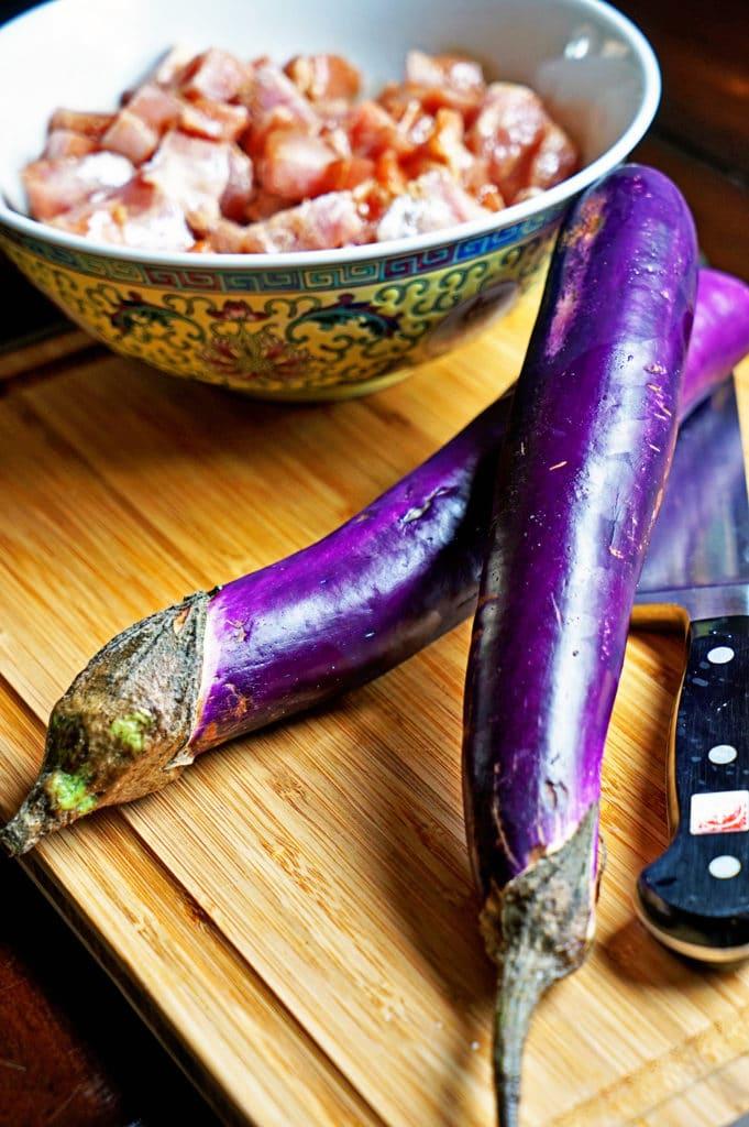 Szechwan Eggplant and Pork Stir-Fry3