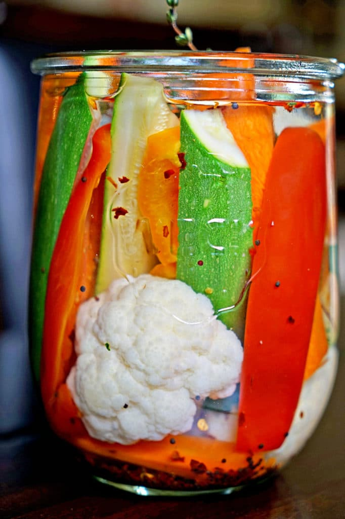 Easy Homemade Pickled Vegetables6