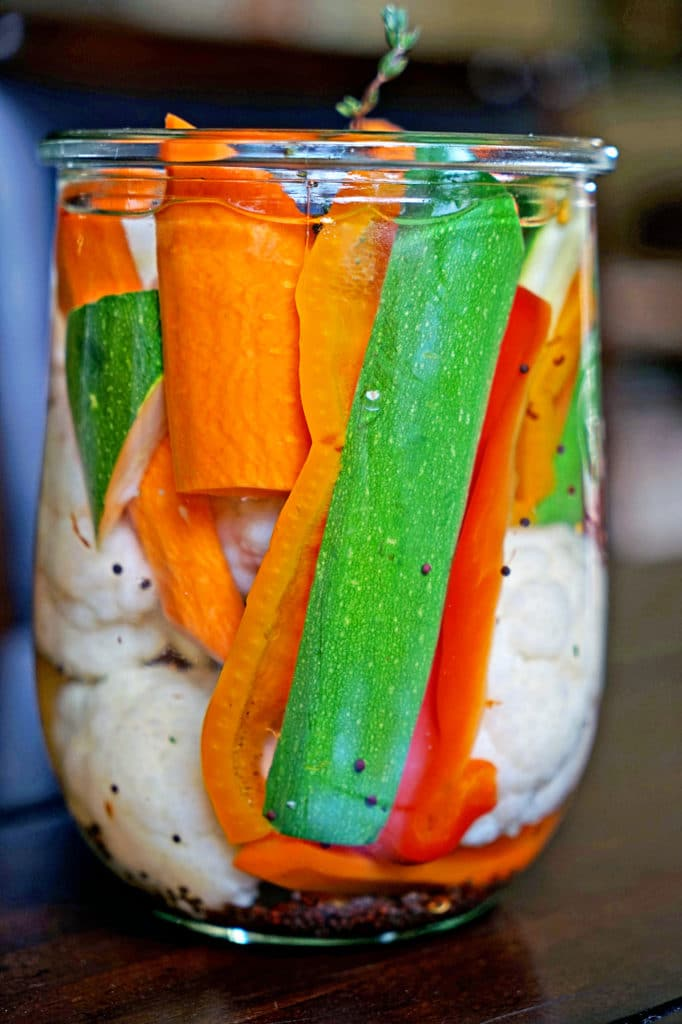 Easy Homemade Pickled Vegetables7