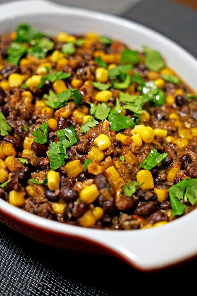 Frijoles con Elote (Corn and Beans)1