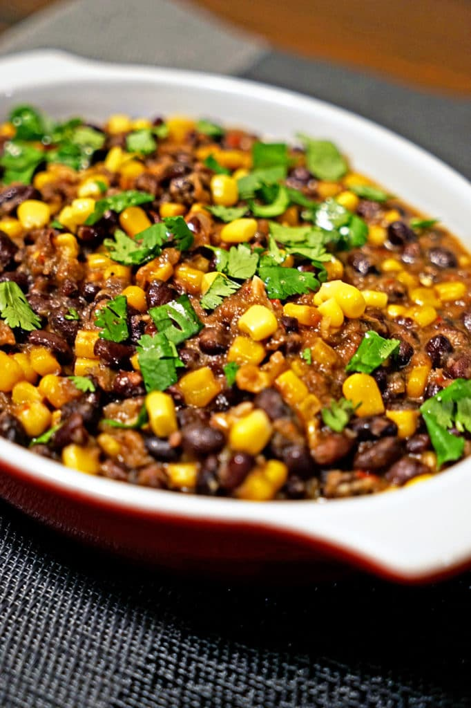 Frijoles con Elote (Corn and Beans)6