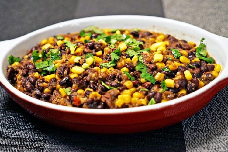 Frijoles con Elote (Corn and Beans)7