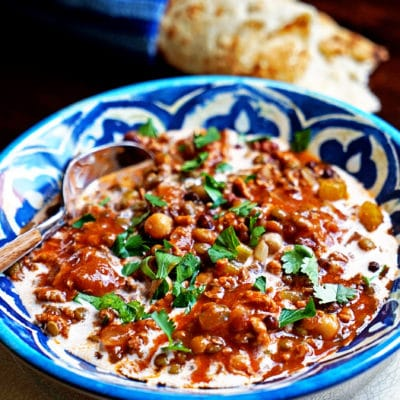 Harira – Moroccan Lentil Soup