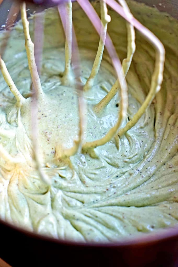No Churn Matcha Green Tea Ice Cream5
