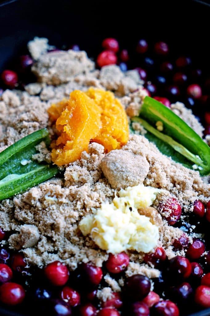 Roasted Garlic Turkey Meatballs with Spicy Cranberry Glaze3