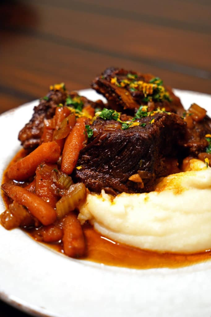 Braised Short Ribs with Citrus Gremolata9