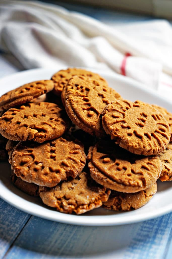 Butterscotch Molasses Pudding Cookies1