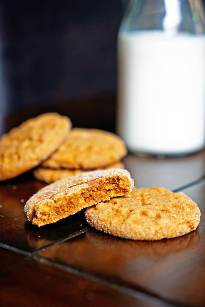 Butterscotch Molasses Pudding Cookies7