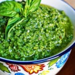 Lemon Cashew Pesto