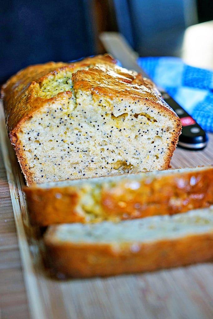 Candied Lemon Poppy Seed Bread8