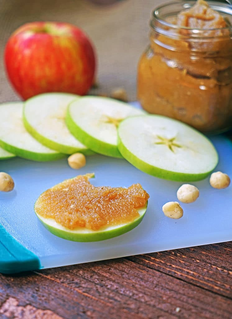 Macadamia Apple Butter Spread5