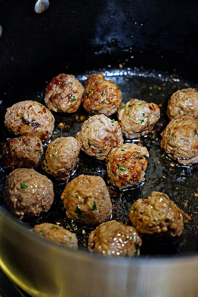 Moroccan Lamb Meatballs with Toasted Fregola5