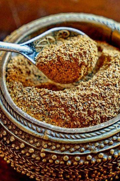 Moroccan Seven Spice Blend