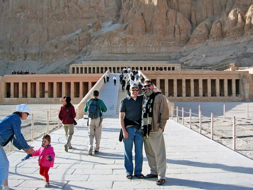 Mortuary Temple of Hatshepsut1