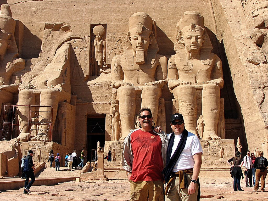 Ramses Temple Abu Simbel