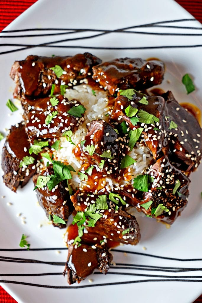 Slow Cooker Szechuan Sticky Beef Shortribs4