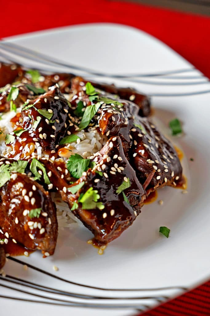 Slow Cooker Szechuan Sticky Beef Shortribs5