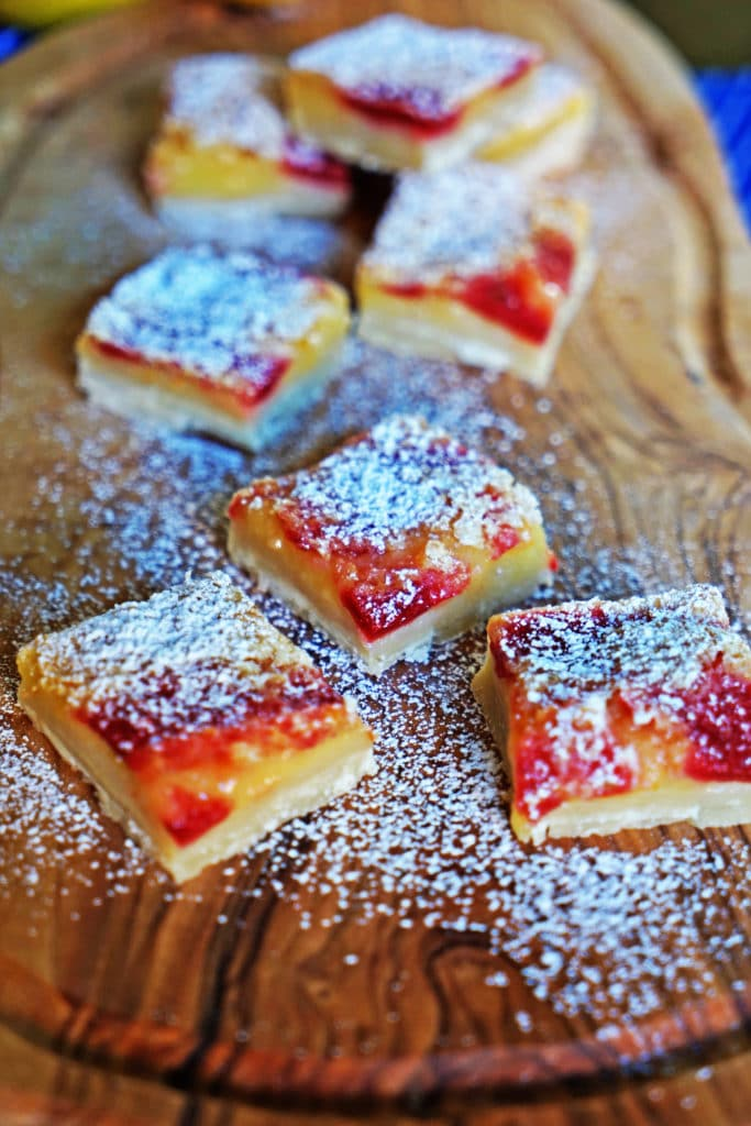 Strawberry Lemon Bars2