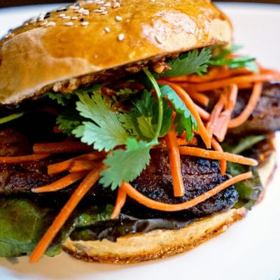 Asian Pork Belly Sandwich with Bun Recipes