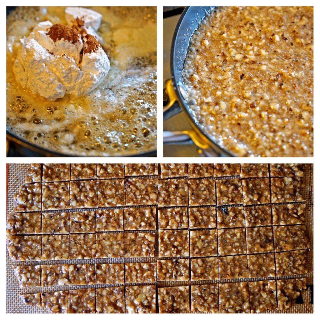 Brown Sugar Nugat Crinkle Cookies3
