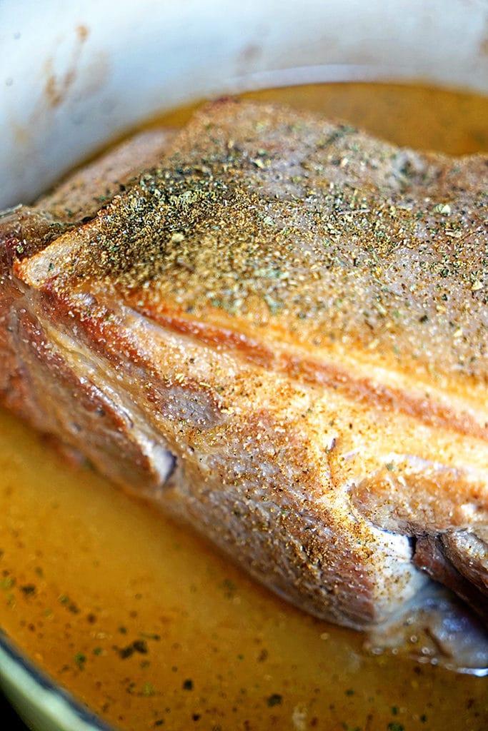 Pineapple Guajillo Chile Pulled Pork3