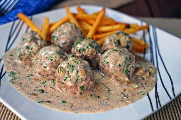 Swedish Meatballs2