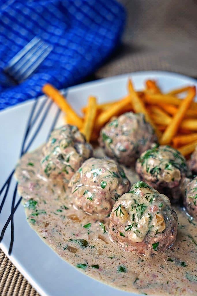 Swedish Meatballs5