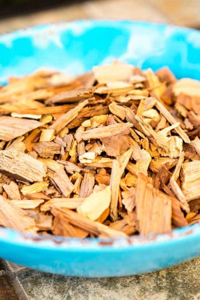 Wood Chips for Smoking. www.keviniscooking.com