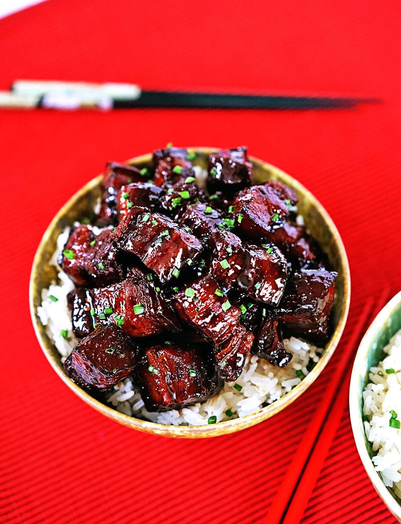 Szechuan Braised Pork Belly4