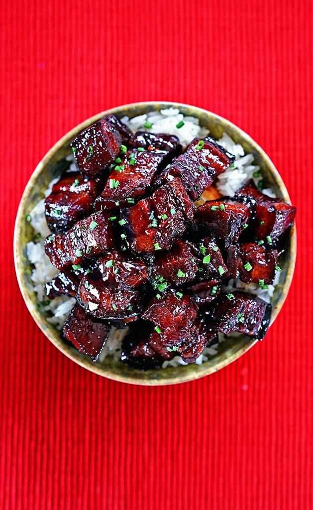 Szechuan Braised Pork Belly5